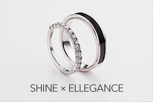 Shine × Ellegance